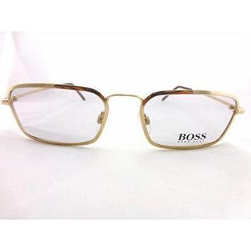 Hugo Boss Eyeglasses Frame, Gold Glasses Mod. Hb1508