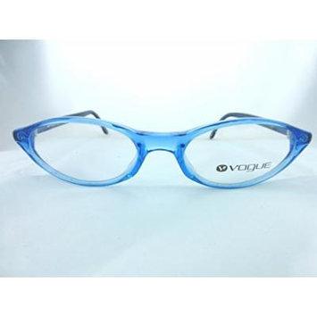 Vogue Designer Blue Eyeglasses Frame, Great Looking Rare Glasses Mod. Vo2135