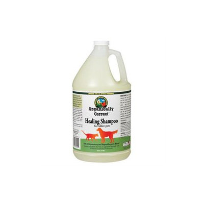 Organically Correct Healing Shampoo for Dogs and Cats