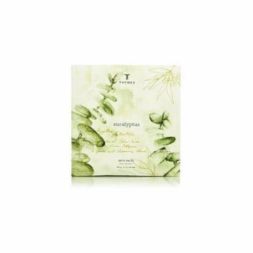 Thymes Eucalyptus Bath Salts Envelope 2 oz/60 g