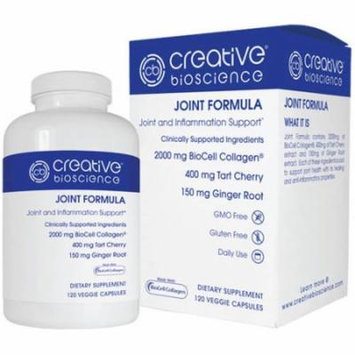Creative Bioscience Joint Formula Dietary Supplement, 120 count