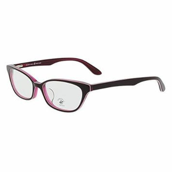 BEVERLY HILLS POLO CLUB 2016 New Arrival Purple Optical Eyewear Frame for Unisex