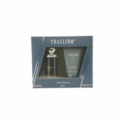 Jacques Evard - Thallium - Eau De Toilette Spray 3.3 oz & Shower Gel 3.3 oz - mens - EDT