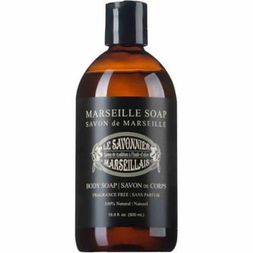 Le Savonnier Marseillais Liquid Body Soap, 16.9 fl oz