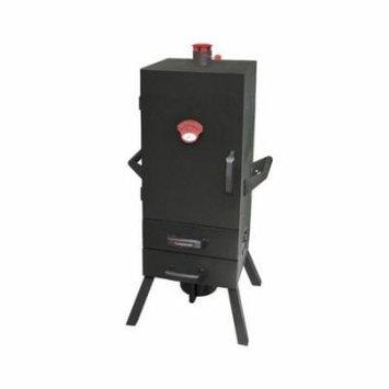 Bundle-21 Landmann Smoky Mountain Two Drawer Easy Access Vertical Charcoal Smoker (2 Pieces)