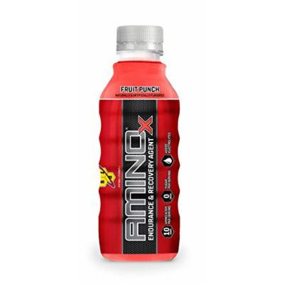 BSN Aminox Ready-to-Drink, Fruit Punch, 12 Count