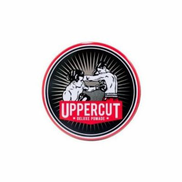 Uppercut Barber Supplies - Uppercut Deluxe Hair Pomade 3.5oz, Medium/Strong Hold - Deluxe Pomade - Products