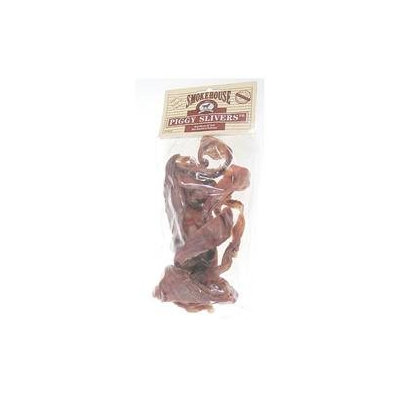 Smokehouse Pet Products 10 Pack Piggy Slivers 84010
