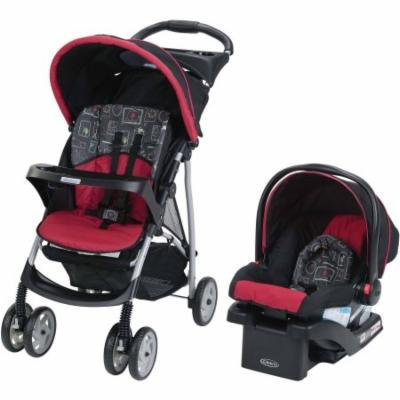 Graco LiteRider Click Connect Travel System, Chalk Art