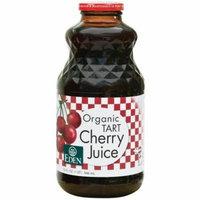 Eden Organic Tart Cherry Juice, 32 fl oz, (Pack of 12)