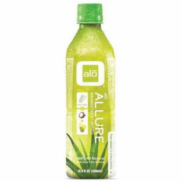 ALO Allure Drink, Pulp Free, 16.9 Fluid Ounce (Pack of 12)