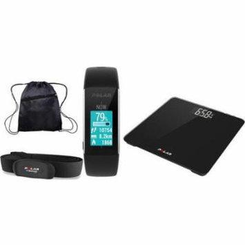 Polar BMI A360 Balance Complete Fitness Set - Black