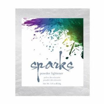 Sparks Hair Color Powder Lightener Lifter Single Packette