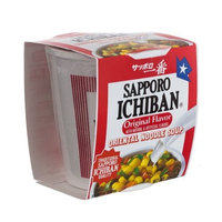Sapporo Ichiban Soup Cup, Original Noodle, 2.25-Ounce Cups (Pack of 12)