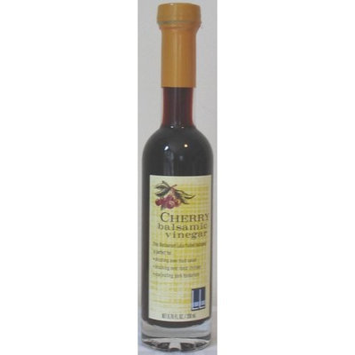 Restaurant LuLu Gourmet Products Cherry Balsamic Vinegar 200ml Capsule Top