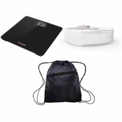 Polar Balance Black and Loop 2 Swarovski Crystal Elegant Health Kit