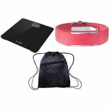 Polar Balance Black and Loop 2 Pink Ultimate Health Kit