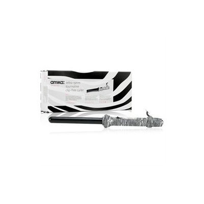Amika Tourmaline Curling Iron 19mm - Zebra