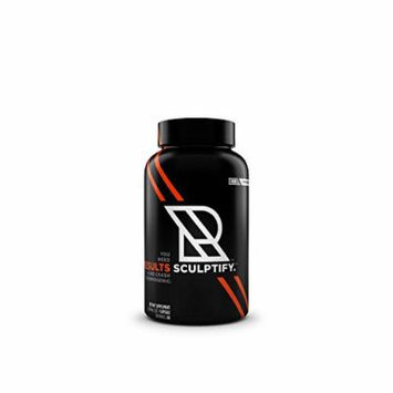 Results Nutrition Sculptify Thermogenic Fat Burner Supplement, 60 Count