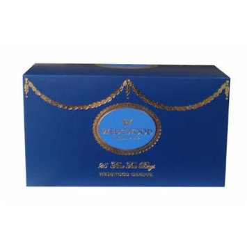 Wedgwood Everyday Luxury Original Teabags (Box of 25), Blue