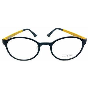 Bliss Prescription Eye Glasses Frame Ultem Super Light, Flexible Bl 3002 C83