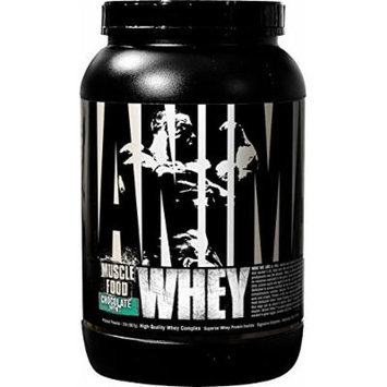 Universal Nutrition Animal Whey Isolate Loaded Whey Protein Powder Supplement, Chocolate Mint, 2 Pound