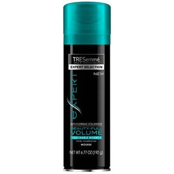 TRESemmé Touchable Bounce Mousse, Beauty Full Volume 6.77 oz