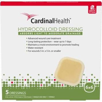 Cardinal Health Hydrocolloid Dressing, 5 count