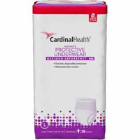 Cardinal Health Maximum Absorbency Women's Protective Underwear, Large, 28 count
