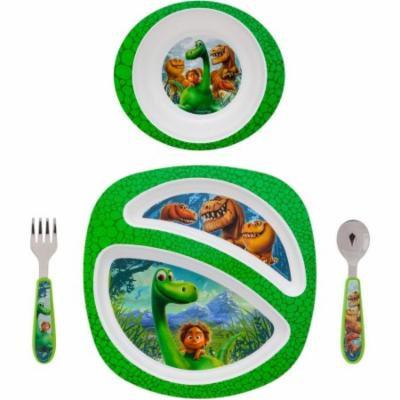 The First Years Disney/Pixar The Good Dinosaur 4-Piece Feeding Set, BPA-Free