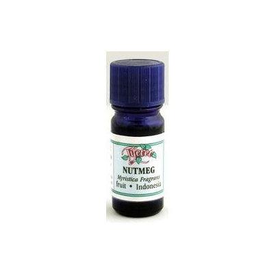 Tiferet-avraham Aromatherapy Tiferet - Blue Glass Aromatic Pro-Organic Oil, Nutmeg, 5 ml