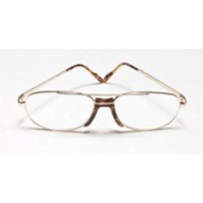 Preffered Plus Glasses Reading 3.00 power, Square Mens Meatal