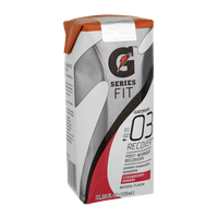 Gatorade Fit Series 03 Recover Strawberry Banana Protein Restorative Smoothie