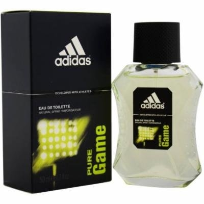 Adidas Pure Game for Men Eau de Toilette Spray, 1.7 oz