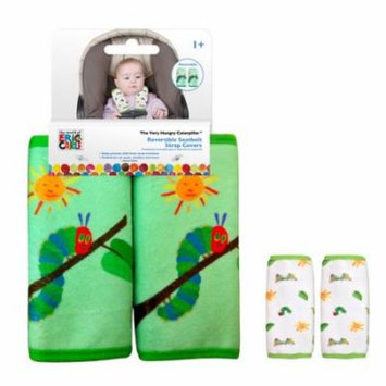 Eric Carle Reversible Strap Covers