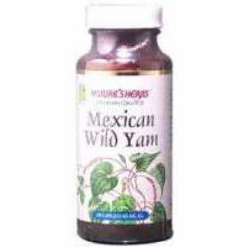 Mexican Wild Yam Nature's Herbs 100 Caps