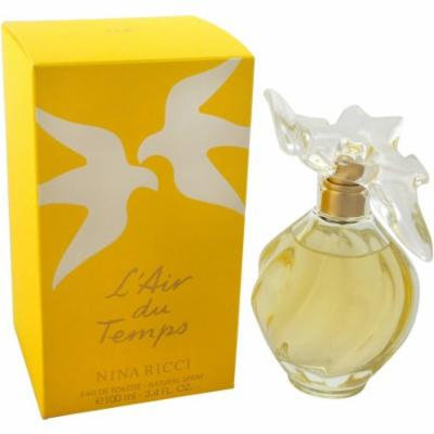 L'air du Temps by Nina Ricci for Women EDT Spray, 3.3 oz