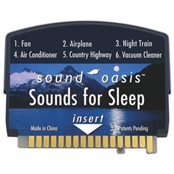 Filterstream Sound Oasis Sounds for Sleep Sound Card