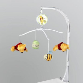 Crown Crafts Infant Products, Inc. Disney Baby Musical Mobile Pooh's ABC - CROWN CRAFTS INFANT PRODUCTS, INC.