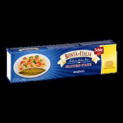 Schar Bonta d' Italia Spaghetti Gluten-Free