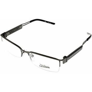Jean Paul Gaultier Prescription Eyewear Frames VJP090M 0568 Palladium Semi-Rimless