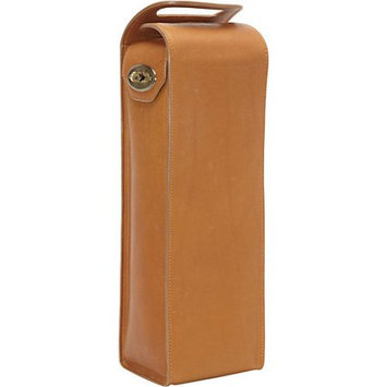 Clava Turnlock Wine Tote Tuscan Tan - Clava Travel Coolers