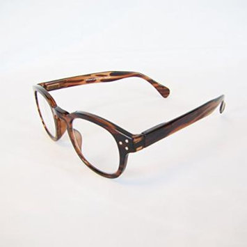 In Session Peepers Reading Glasses, Brown