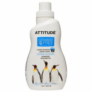 Attitude Laundry Detergent, Wildflowers, 35.5 fl. Oz