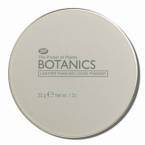 Boots Botanics Lighter Than Air Loose Powder