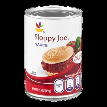 Ahold Sloppy Joe Sauce