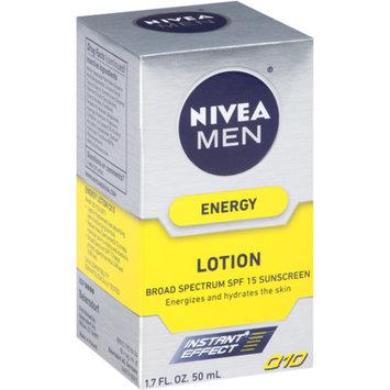 Nivea NIVEA Men Energy Q10 Lotion, 1.7 fl oz