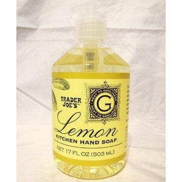 Trader Joe's Next to Godliness Hand Soap (Lemon Kitchen Hand Soap)