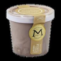 Maple's Organic Gelato Caramel Peanut Turtle
