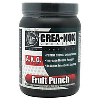 IDS Crea-Nox Creatine Fruit Punch 660 gr (for Men and Women)